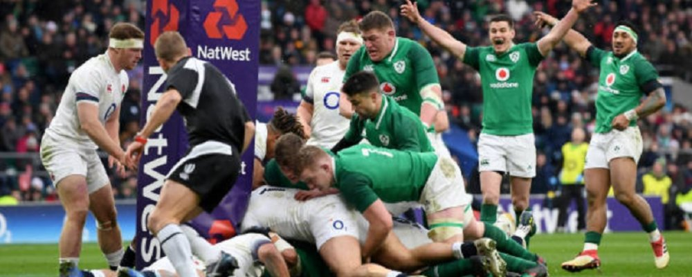 tournoi 6 Nations l'irlande sur le toit de l'europe rugby international xv de départ 15