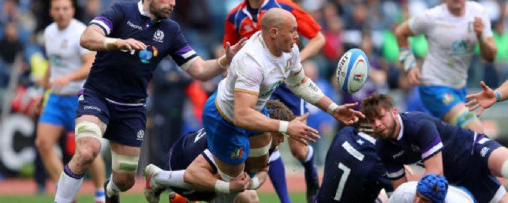 tournoi 6 nations l'italie craque face à l'écosse rugby international xv de départ 15