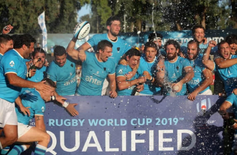 International l 39 uruguay se qualifie pour la coupe du - Classement coupe du monde de rugby ...
