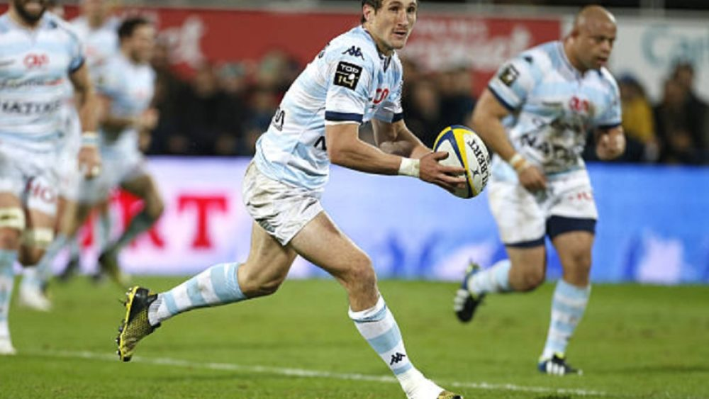 top 14 montpellier engage johan goosen rugby france xv de départ 15
