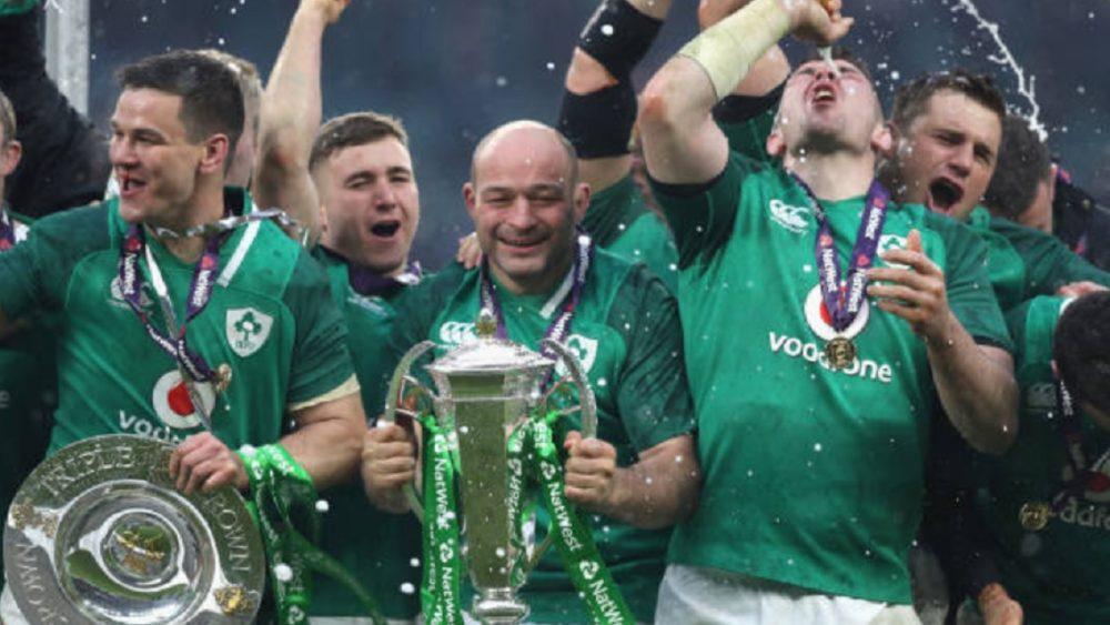 irlande best et kearney jusqu'au mondial 2019 rugby international xv de départ 15