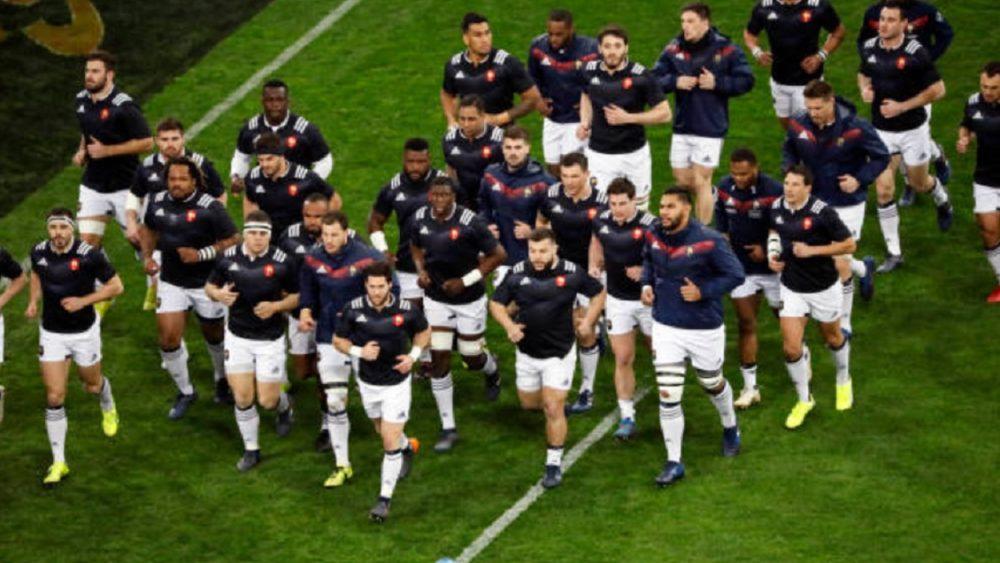 world rugby la france passe 8ème au classement mondial international xv de départ 15