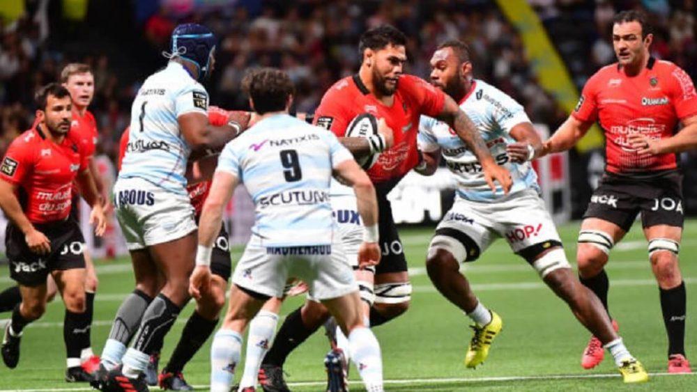 top 14 le racing 92 résiste à Toulon rugby france xv de départ 15