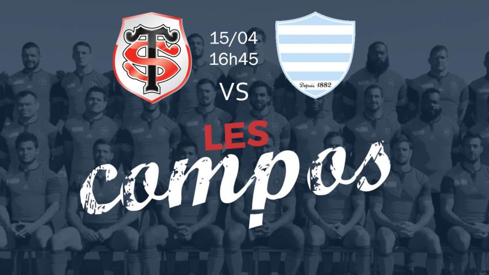 toulouse v racing 92 compositions équipes rugby france top 14 xv de départ 15