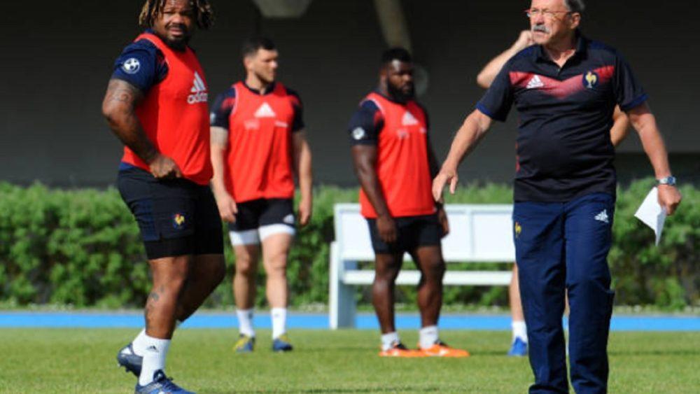 xv de france jacques brunel dévoile sa liste rugby france xv de départ 15