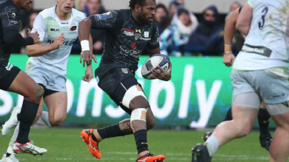 amical clermont raka de retour rugby france top 14 xv de départ 15