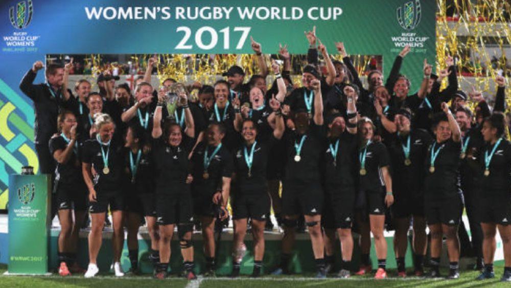 mondial féminin la nouvelle-zélande et l'australie candidates à l'organisation rugby international xv de départ 15