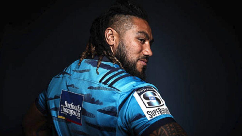 international nonu signe aux blues auckland rugby all blacks xv de départ 15
