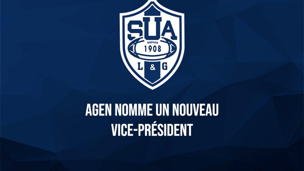top 14 agen nomme un nouveau vice-président rugby france xv de départ 15