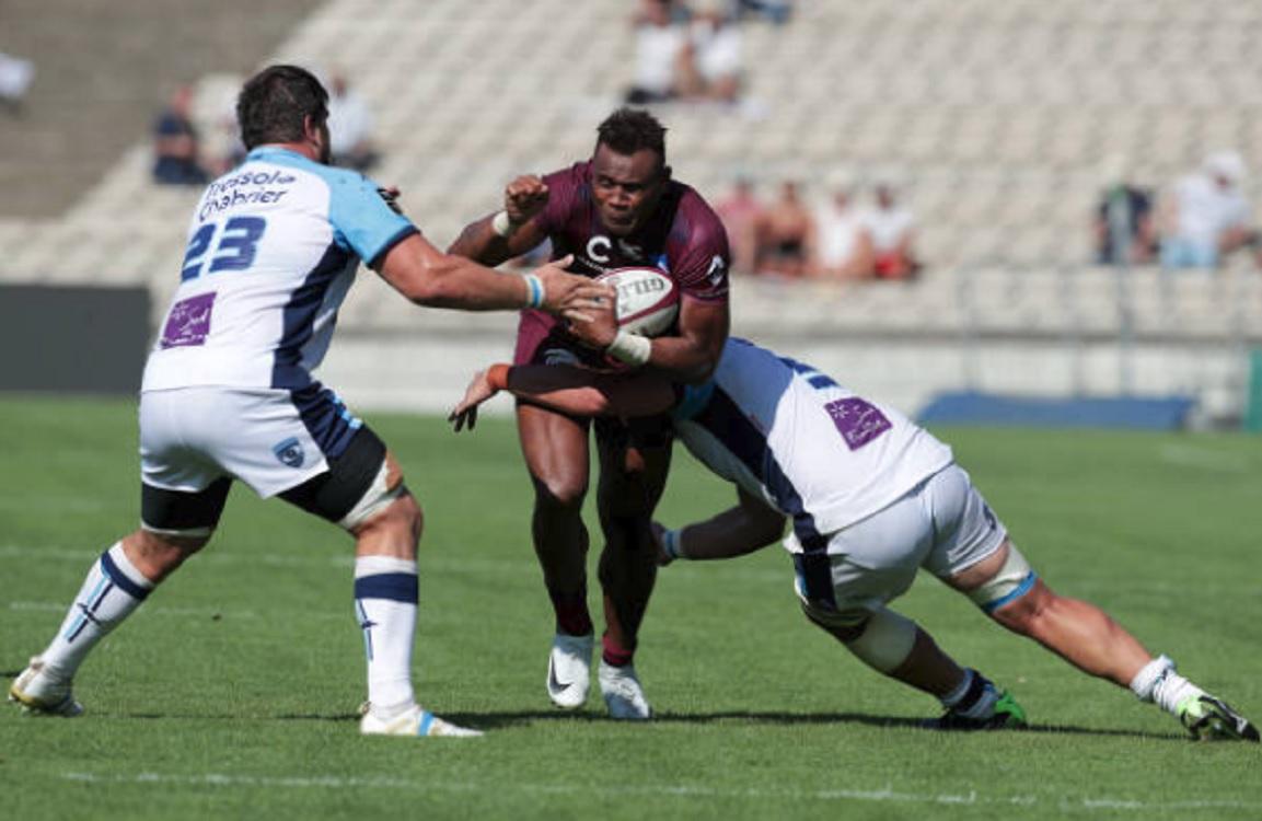 top 14 bordeaux réclamation rejetée rugby france xv de départ 15