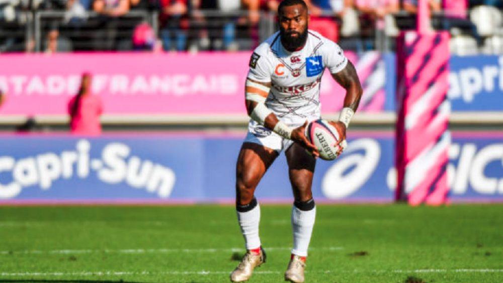match nul entre bordeaux et montpellier rugby france xv de départ 15