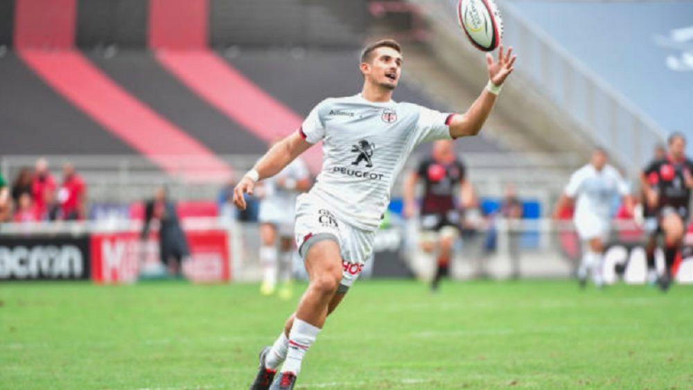 top 14 du très grand toulouse rugby france xv de départ 15