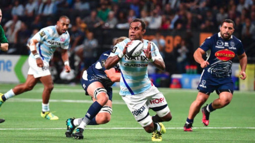 top 14 le racing 92 écrase agen première victoire pour lyon rugby france xv de départ 15