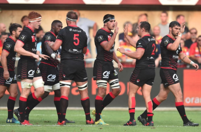top 14 lyon écrase montpellier rugby france xv de départ 15