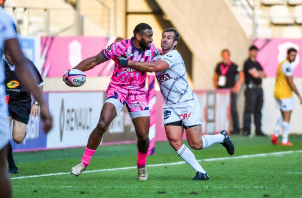 top 14 stade français waisea prolonge rugby france xv de départ 15