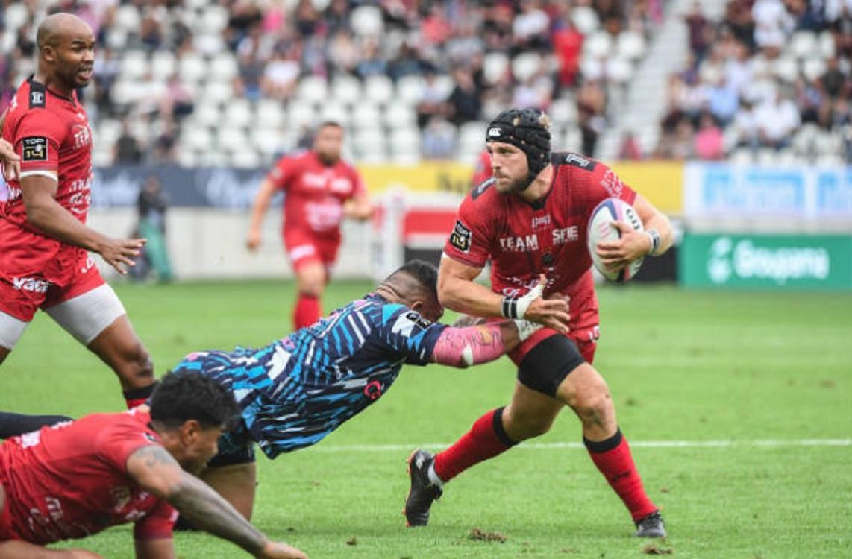 top 14 toulon monribot forfait rugby france xv de départ 15