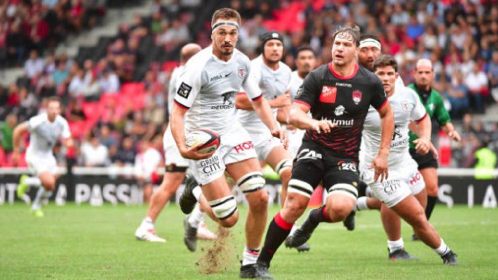 top 14 toulouse verhaeghe suspendu trois semaines rugby france discipline xv de départ 15