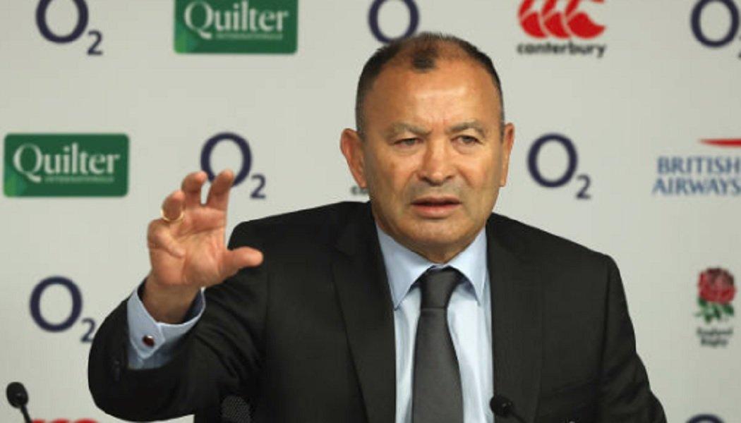 angleterre jones c'est assez simple de battre les springboks rugby international xv de départ 15