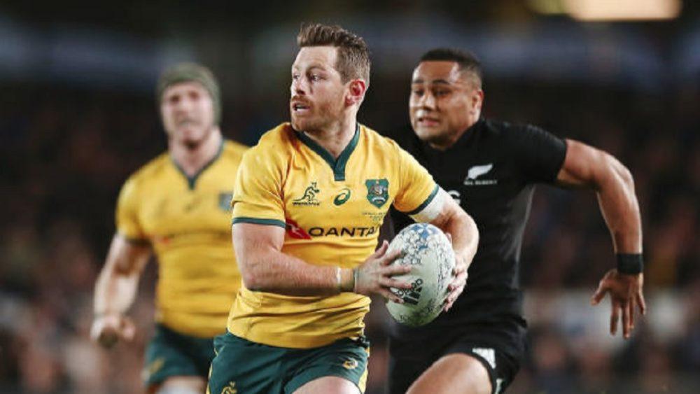 australie 4 nations retour de foley à l'ouverture rugby international xv de départ 15