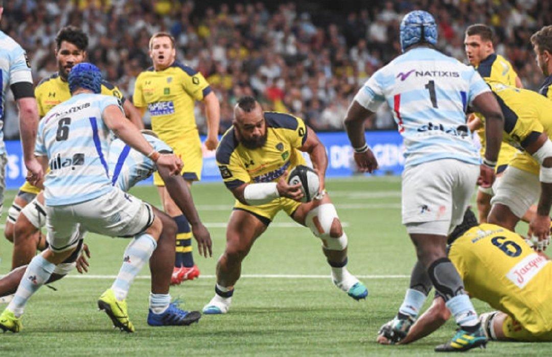 discipline top 14 clermont 5 semaines pour uhila rugby france xv de départ 15