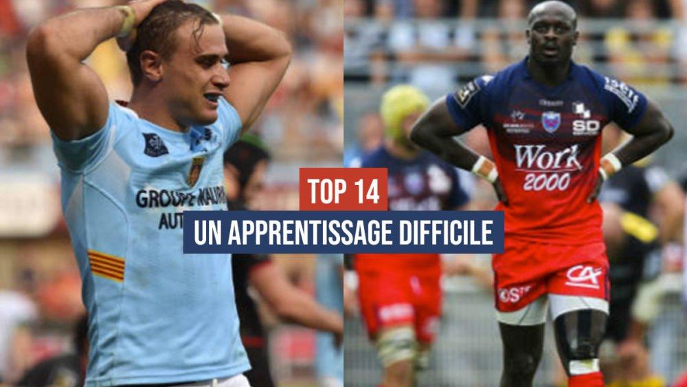 rugby analyse à la loupe top 14 un apprentissage difficile rugby france xv de départ 15