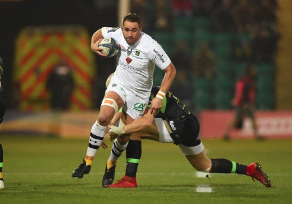 top 14 clermont lapandry opéré de la main rugby france xv de départ 15