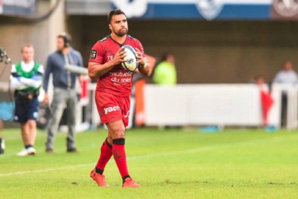 top 14 discipline toulon messam suspendu rugby france xv de départ 15