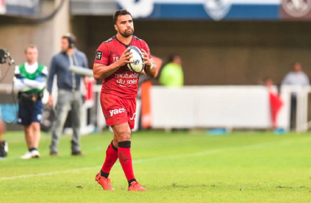 top 14 discipline toulon messam suspendu rugby france xv de départ 15