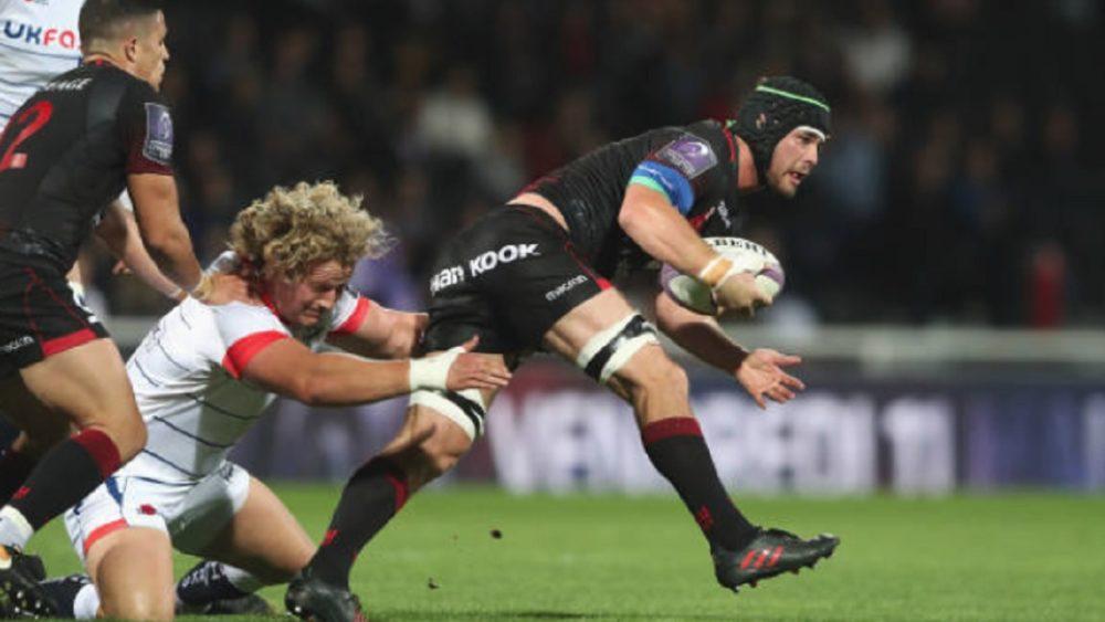 top 14 lyon gill blessé à entrainement rugby france xv de départ 15