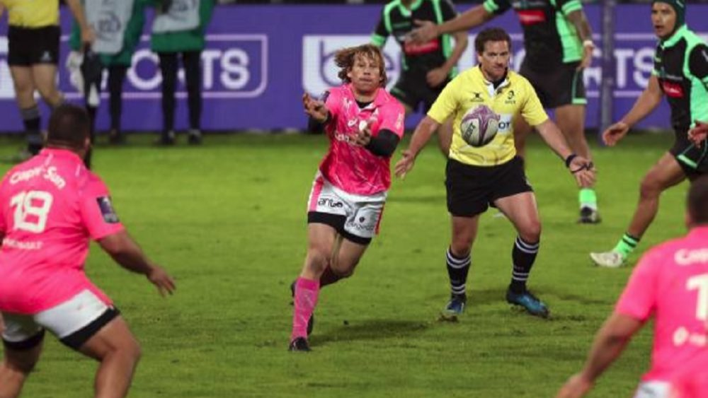 top 14 lyon mcleod en approche rugby france xv de départ 15