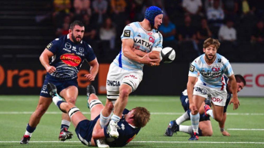 top 14 racing 92 4 saisons de plus pour lauret rugby france xv de départ 15