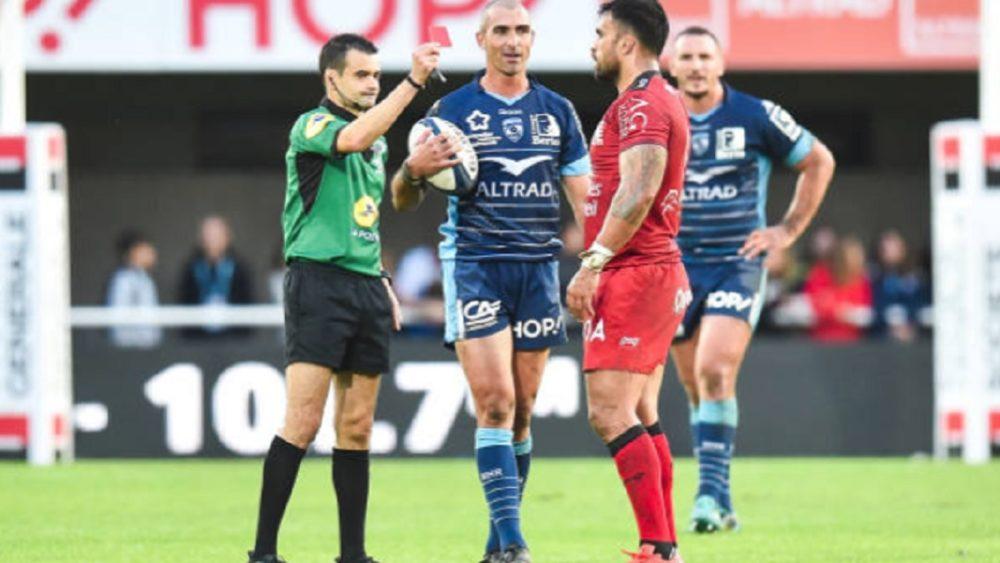 top 14 toulon messam convoqué rugby france discipline xv de départ 15