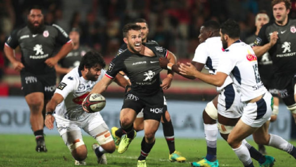 top 14 toulouse s'impose timidement rugby france xv de départ 15