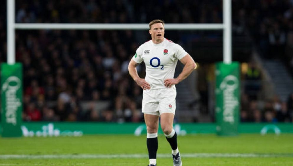 angleterre chris ashton titulaire face aux all blacks rugby international xv de départ 15