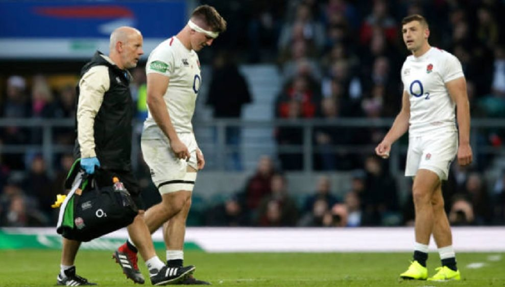angleterre tom curry déclare forfait rugby international xv de départ 15