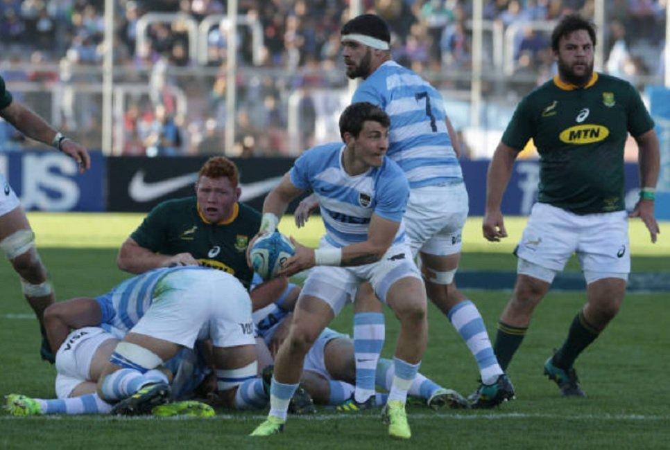 argentine bertranou à la mêlée rugby international xv de départ 15