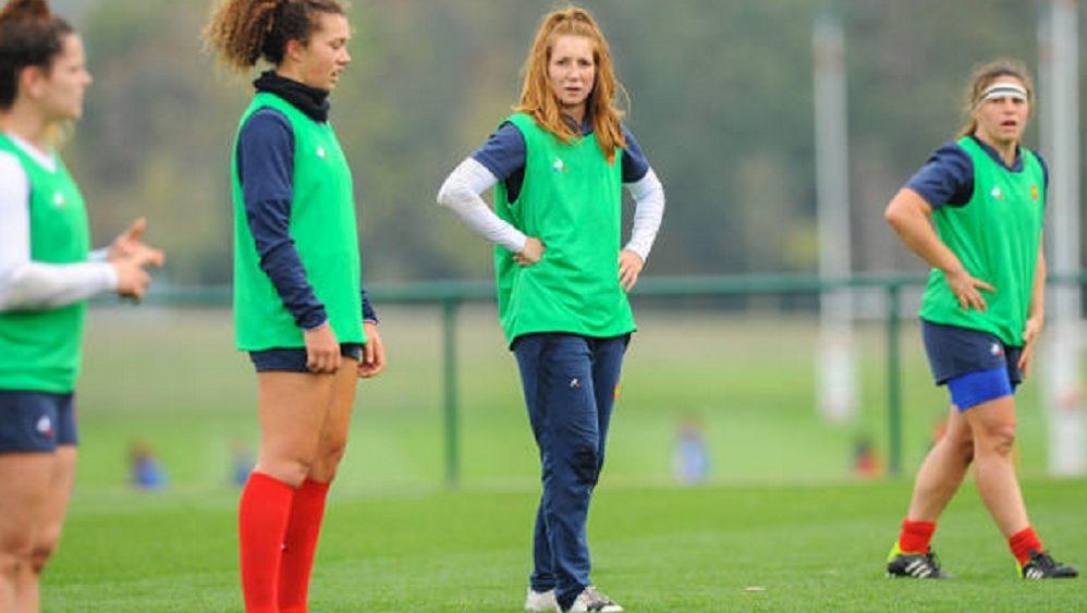 international féminines la composition des bleues rugby france xv de départ 15