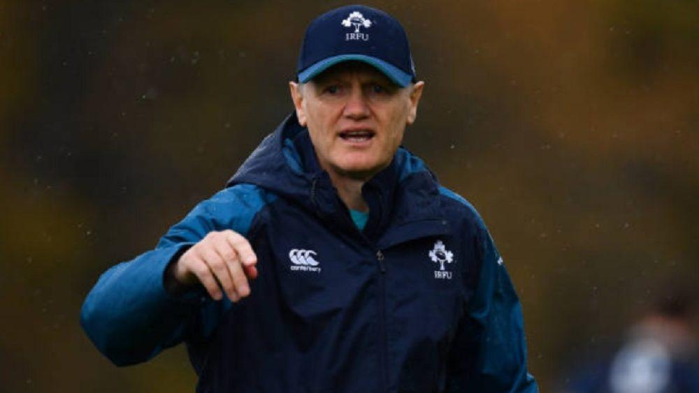 irlande joe schmidt change presque tout rugby international xv de départ 15