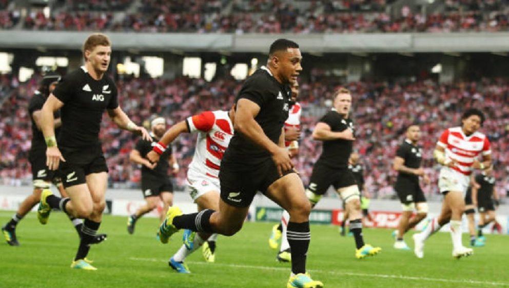 les all blacks explosent les brave blossoms rugby interntional xv de départ 15