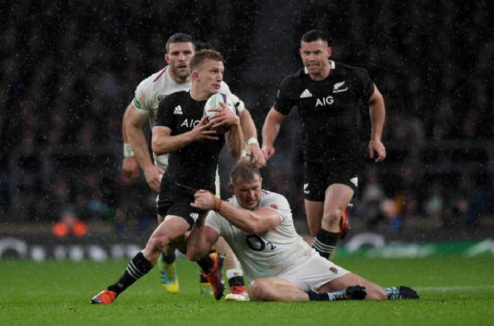 les all blacks ont eu chaud rugby international xv de départ 15
