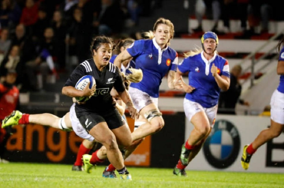 les bleues s'inclinent à mayol rugby france international xv de départ 15