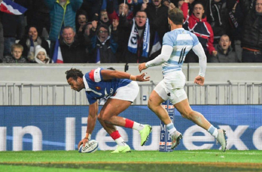 les battent les pumas rugby international xv de départ 15