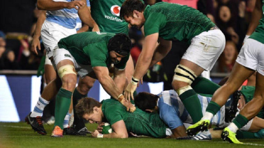 l'irlande s'impose dans la douleur rugby international xv de départ 15