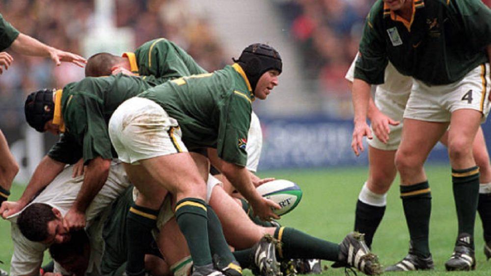 rugby buzz insolite un ancien springbok blessé par balle international xv de départ 15