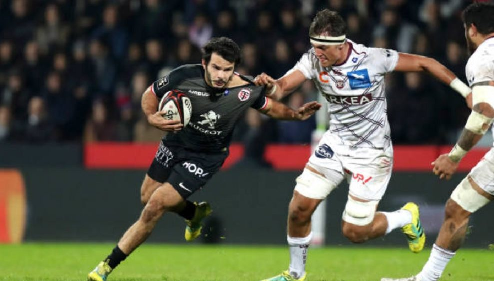 top 14 impitoyables toulousains rugby france xv de départ 15