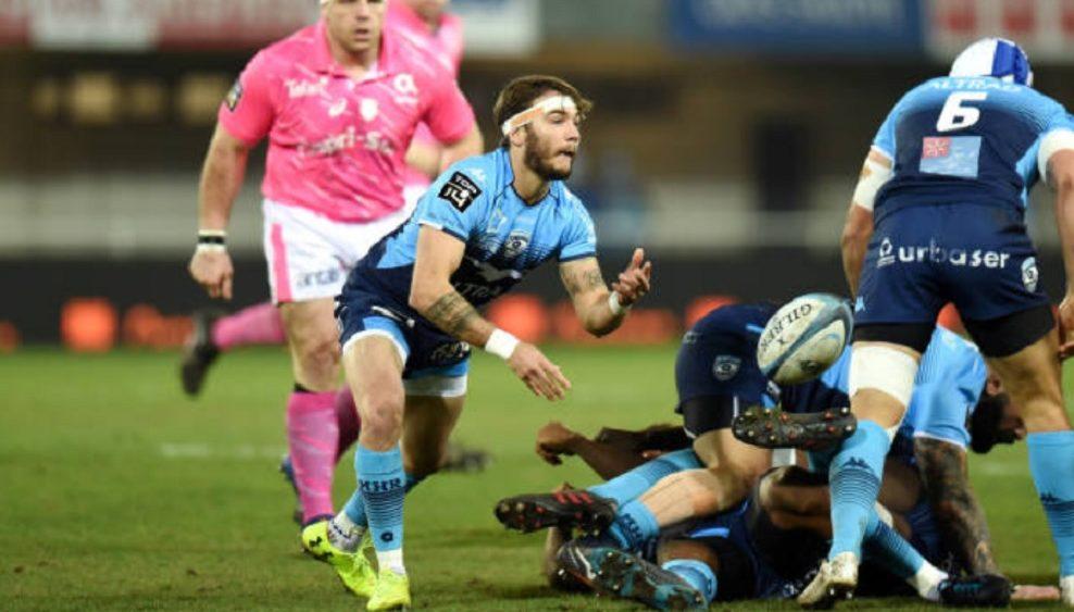 top 14 montpellier retour retardé pour paillaugue rugby france xv de départ 15