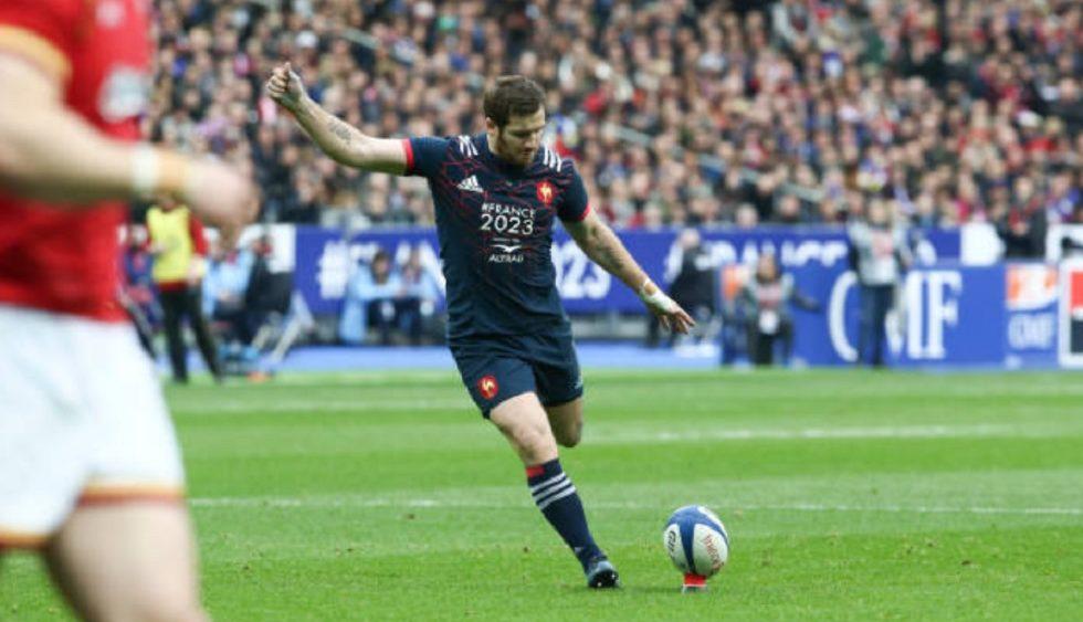 xv de france une charnière serin lopez rugby international xv de départ 15