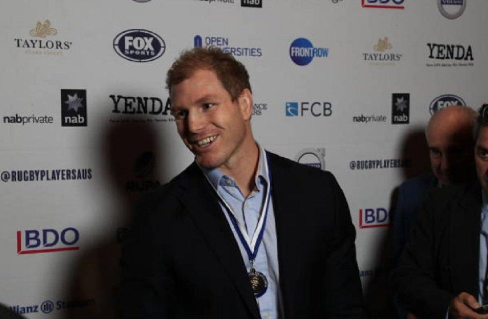 australie pocock au soutien de cheika rugby international xv de départ 15