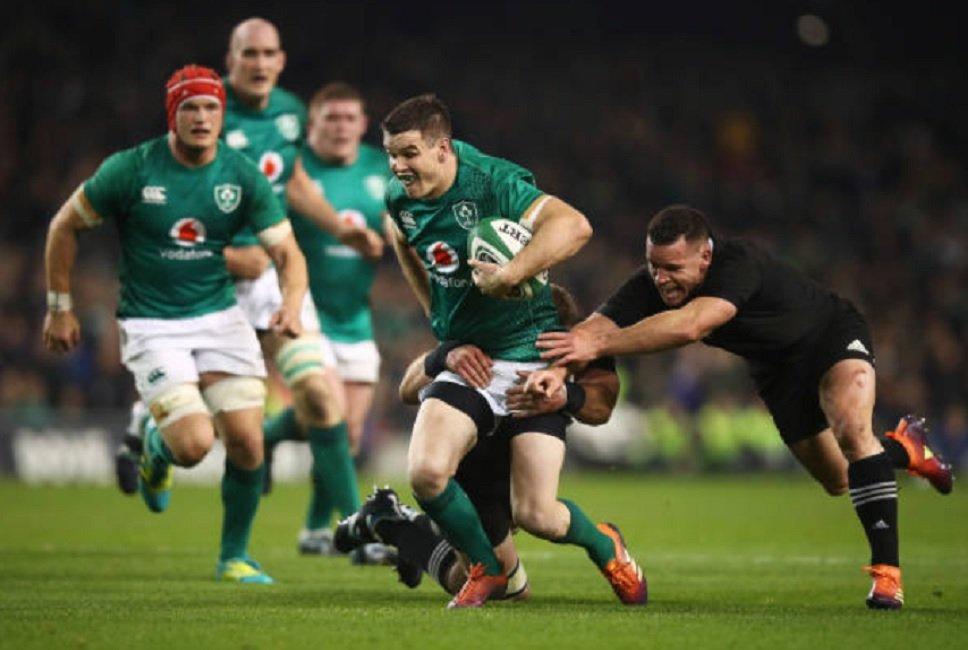 irlande deux ans de plus pour sexton rugby france xv de départ 15
