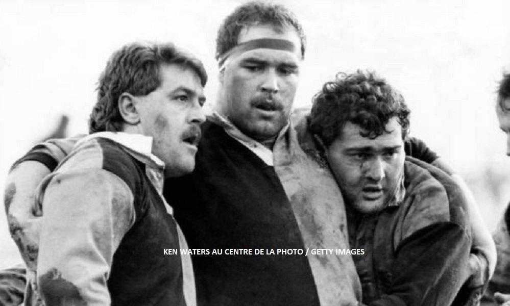 pays de galles ken waters atteint de la maladie de Charcot rugby international xv de départ 15